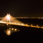 Filmowanie z powietrza. Wrocław- Most Rędziński