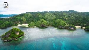 filmowanie dronem filipiny