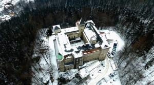 Filmowanie dronem SowiWeb