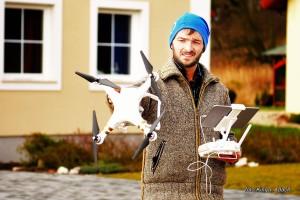Oprogramowanie do dronów – mapy