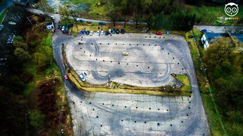 Sport w kudowie_filmowanie dronem_kudowa_rally_slizgawka_2