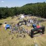 Fotografia dronem eventów