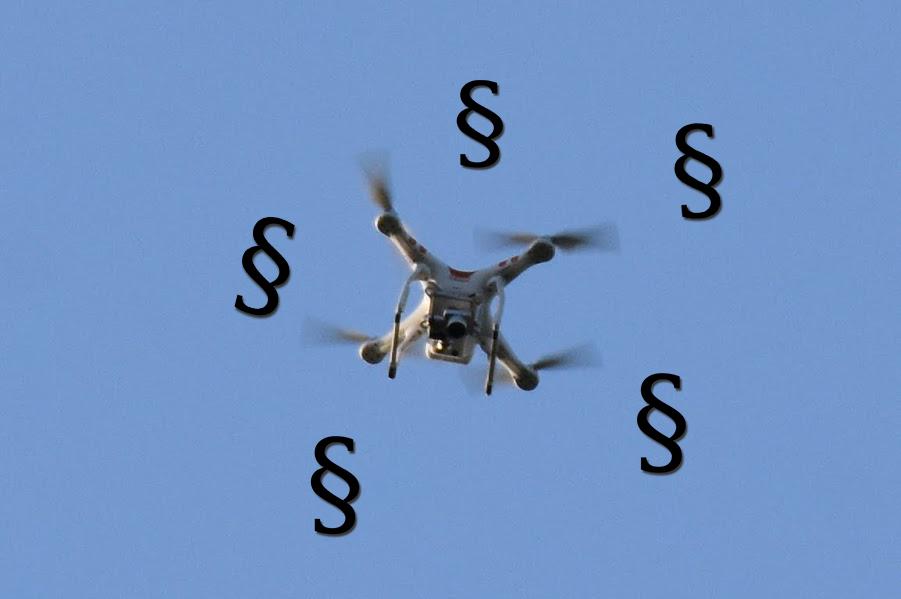 Pozwolenie na latanie dronem w CTR – nowe przepisy