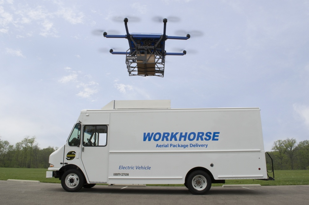 dron delivery