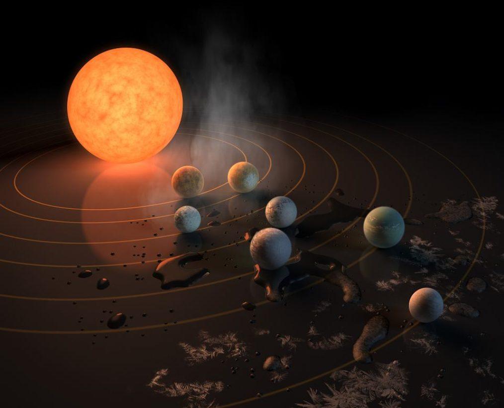 Nowe planety podobne do Ziemi