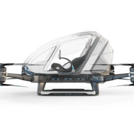 transport dronami
