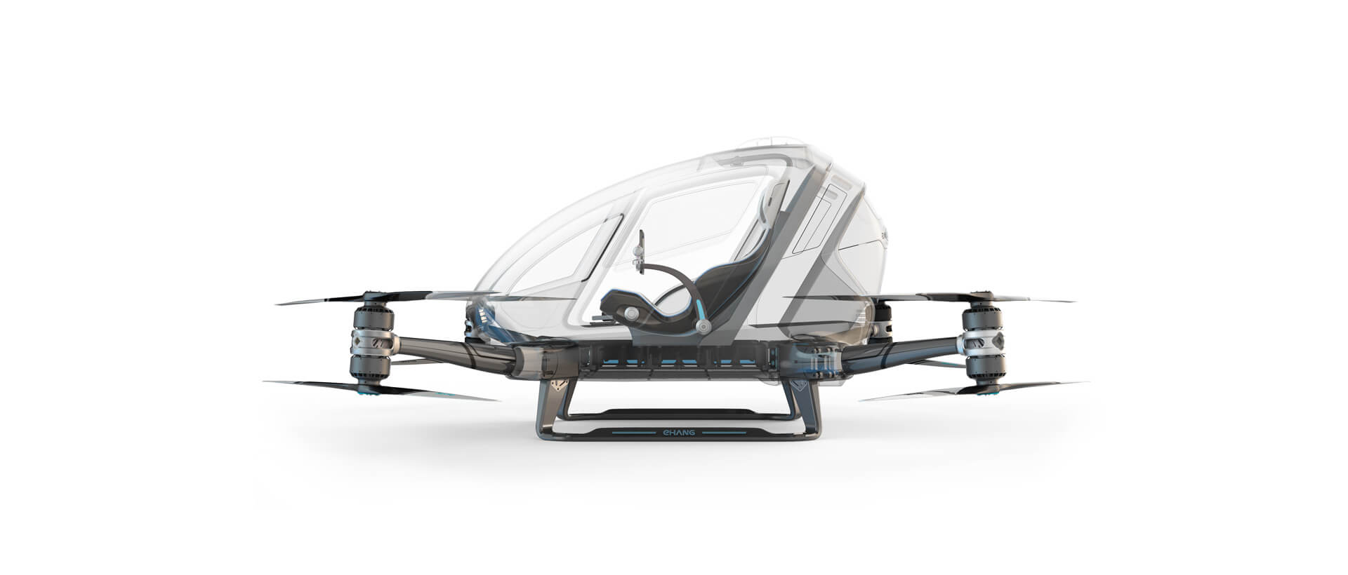 Transport dronem
