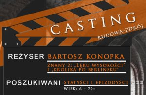 Castring do filmu Bartosza Konopki