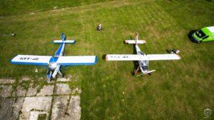 Dron na imprezy sportowe i eventy