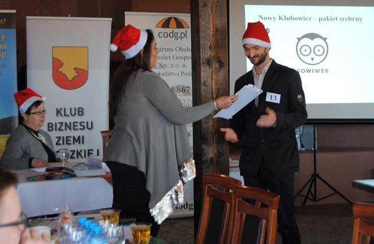 Giełda Kontaktów Klubu Biznesu Ziemi Kłodzkiej-owocne spotkanie przedsiębiorców