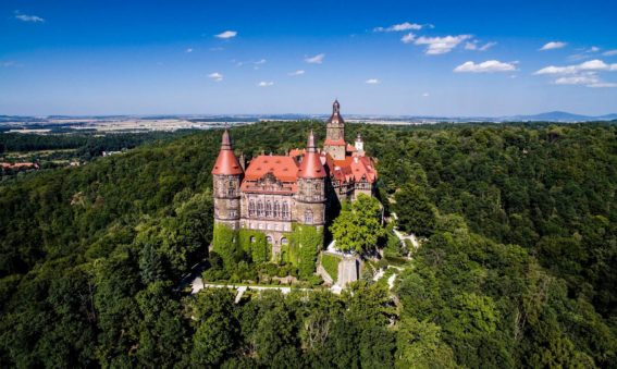 Zamek Książ_Art B