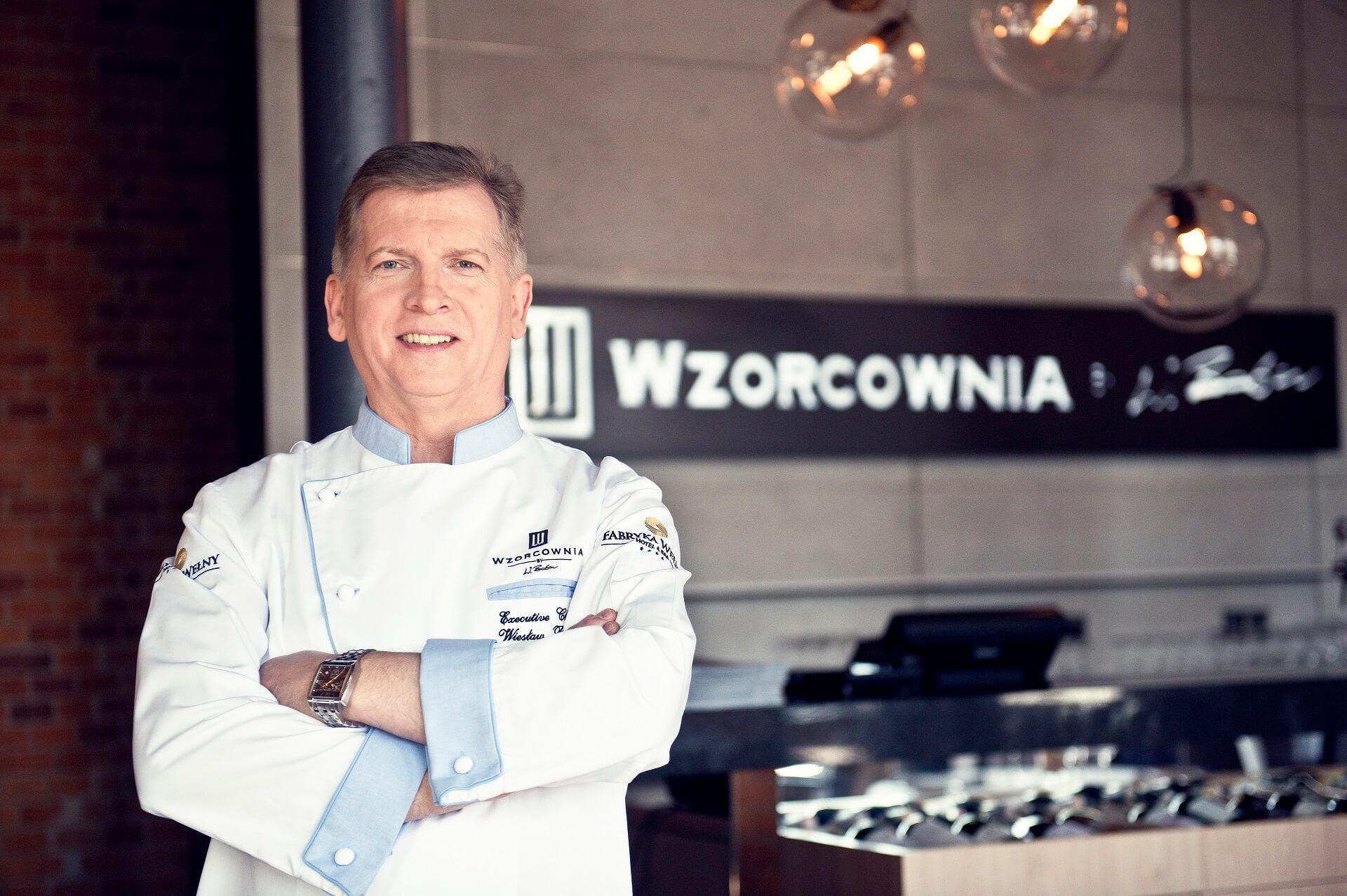 Kuchnia autorska w restauracji Wzorcownia