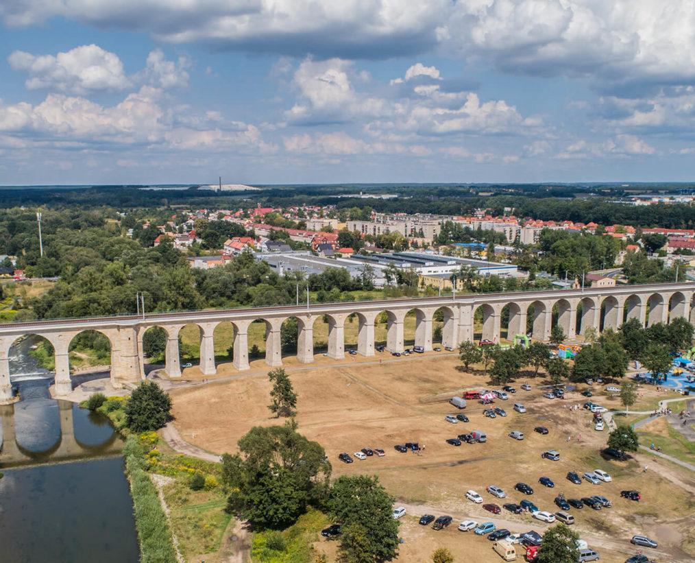 wiadukt w Bolesławcu