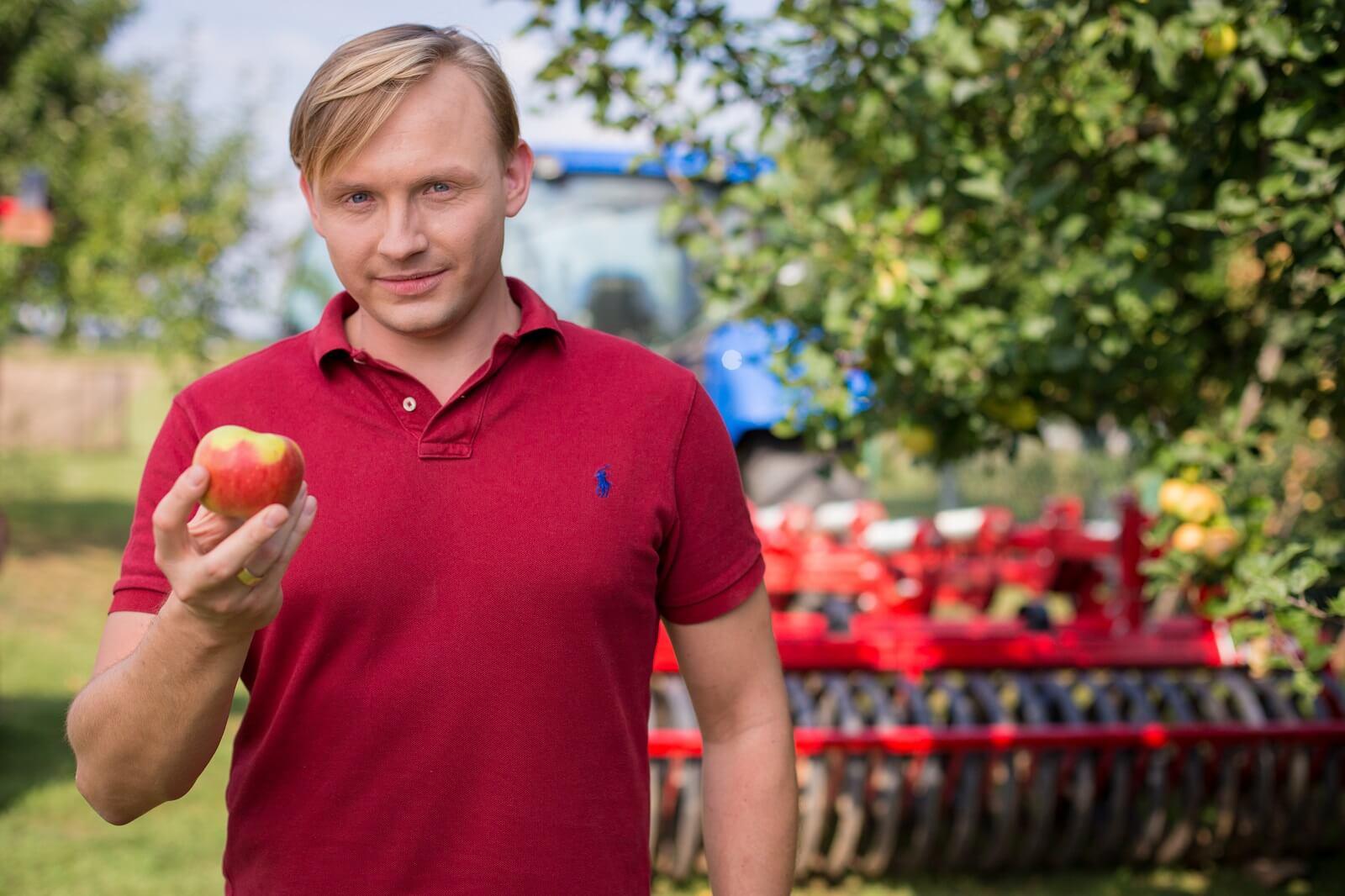 Kandydat na Wójta Gminy Miękinia – Piotr Sobczyk