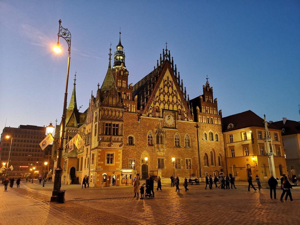 Przewodnik po Wrocławiu w języku rosyjskim_Visit Breslau