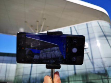 Jak działa aparat i kamera w Huawei P30 Pro