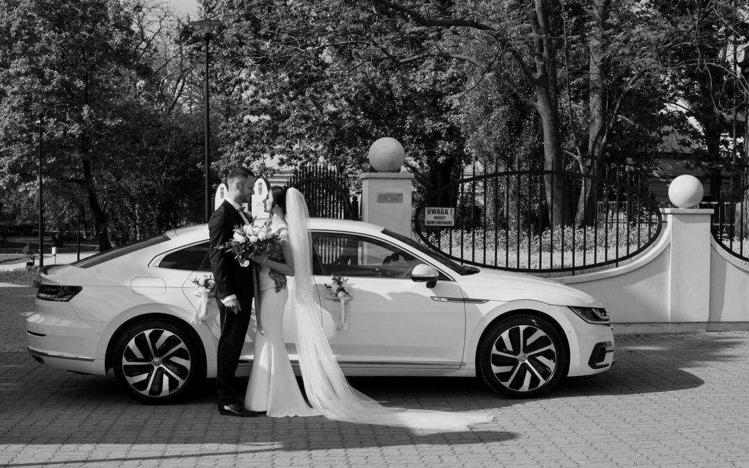 Wypożyczalnia samochodów do ślubu Łódź, Pabianice i okolice