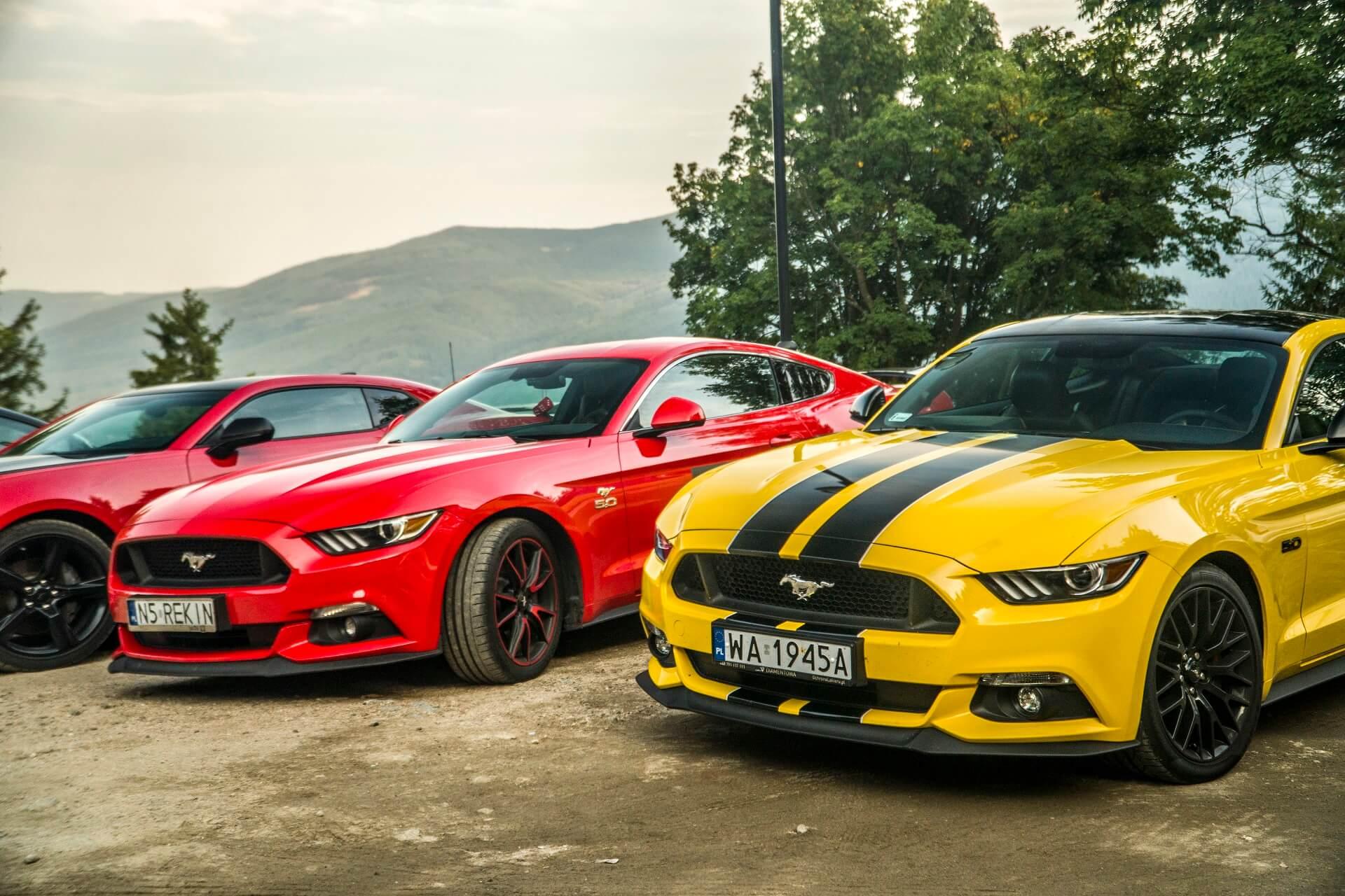 Mustangi – pasja, klasa i moc
