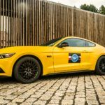 Mustang Electric Race 2019