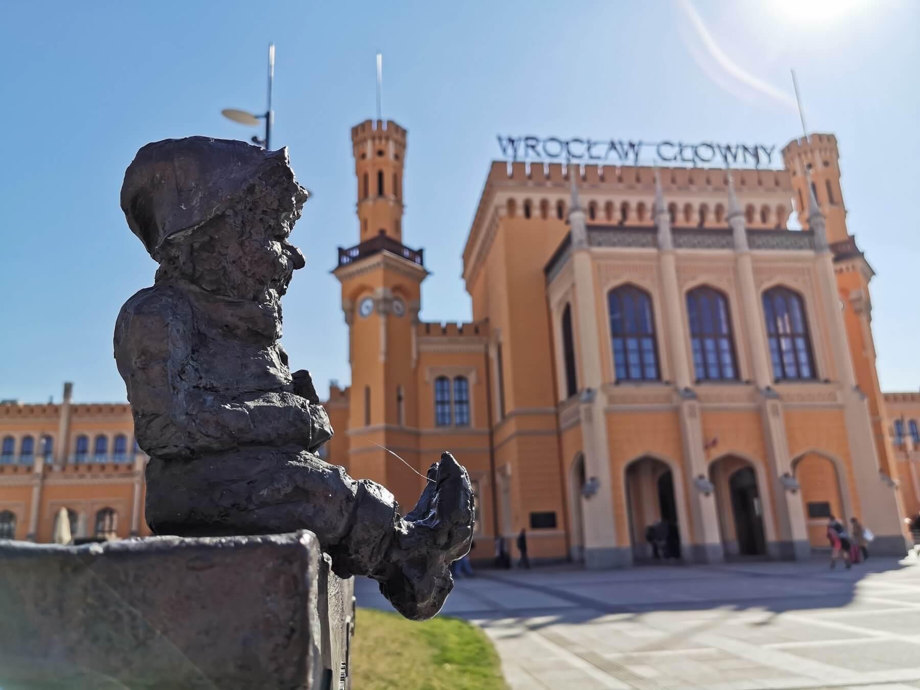 przewodnik po Wrocławiu w języku angielskim