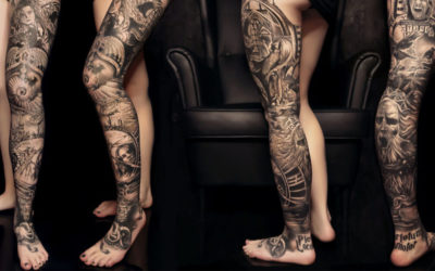 Ponadczasowy tatuaż – polecamy Studio Tatuażu Alicja Mazur Ink