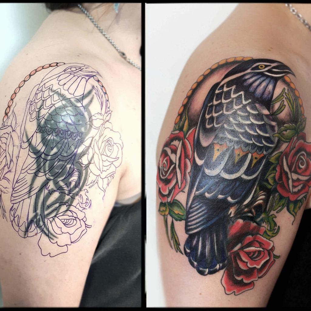 ponadczasowy tatuaż