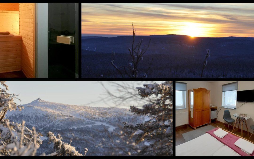 Noclegi w górach z sauną – Szklarska Poręba